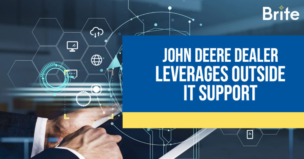 John Deere Dealer Leverages Outside IT Support Blog Graphic